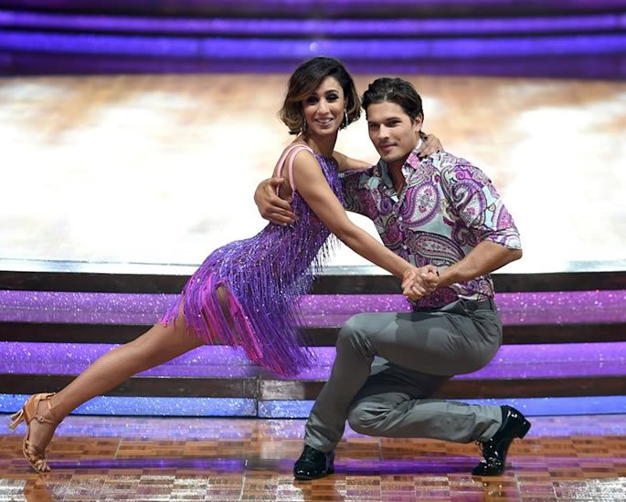Did 'Brown Face' result in 'Strictly' semi-final exit for Anita Rani