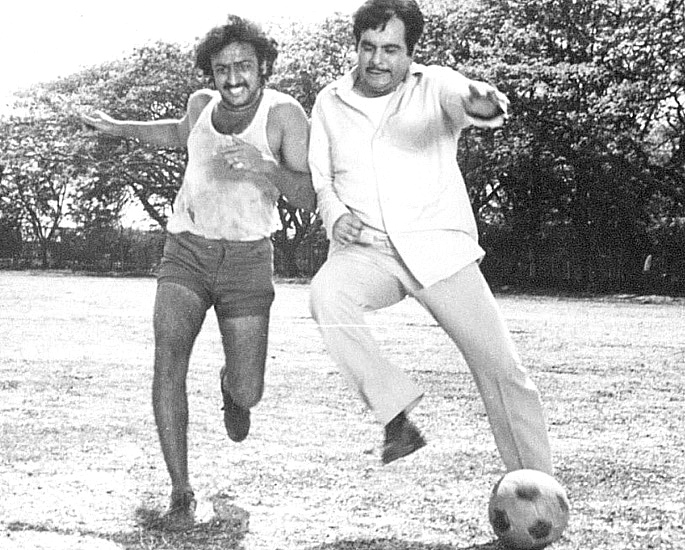 Dilip Kumar: The Sports Hero, Influencer & Special Moments - IA 2