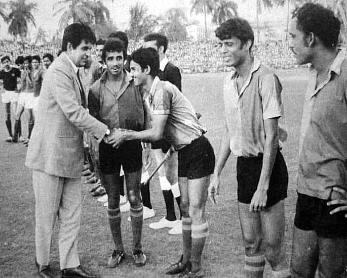 Dilip Kumar: The Sports Hero, Influencer & Special Moments - IA 3