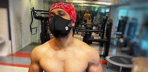 Emraan Hashmi unveils Body Transformation f