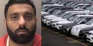 नकली कार विक्रेता ने £150m fm में से 1 लोगों को ठगा