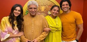 Farhan Akhtar reacts to Trolls attacking his Family f