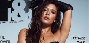 Krishna Shroff goes Topless for Magazine Shoot f