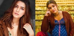 """Kriti Sanon is """"Petrified"""" to give Birth in Real Life"""