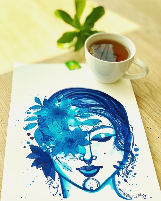 Odisha Visual Artist wins coveted UAE Golden Visa - art