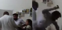 Pakistani Brothers beat Mother & Sister over Property Dispute