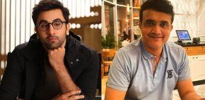 Ranbir Kapoor to play Sourav Ganguly in Upcoming Biopic? f