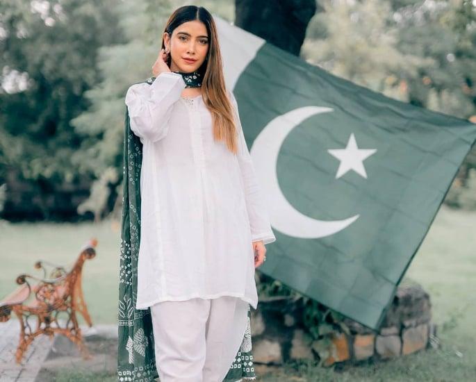 सलवार कमीजचा उत्क्रांती - पाकिस्तान