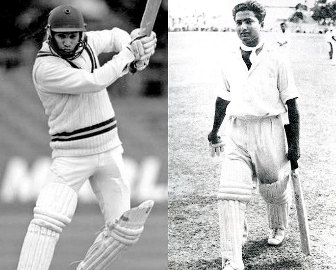 क्रिकेटमध्ये पाकिस्तानसाठी कोणत्या वडिलांनी सन्स खेळला? हनीफ मोहम्मद शोएब मोहम्मद