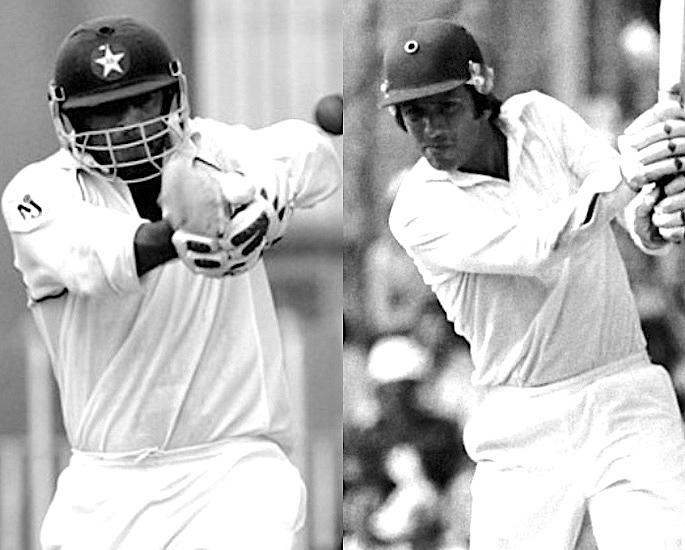 क्रिकेटमध्ये पाकिस्तानसाठी कोणत्या वडिलांनी सन्स खेळला? मजीद खान बाजीद खान