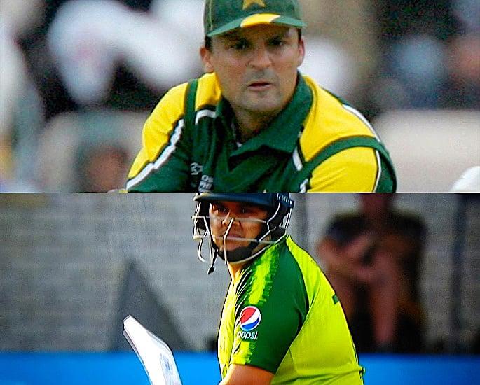 क्रिकेटमध्ये पाकिस्तानसाठी कोणत्या वडिलांनी सन्स खेळला? मोईन खान आजम खान