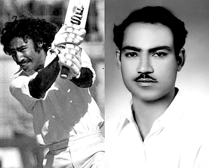 क्रिकेटमध्ये पाकिस्तानसाठी कोणत्या वडिलांनी सन्स खेळला? - नजर मोहम्मद मुदस्सर नजर