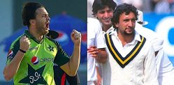 कौन से पिता और पुत्र पाकिस्तान के लिए क्रिकेट खेल चुके हैं?