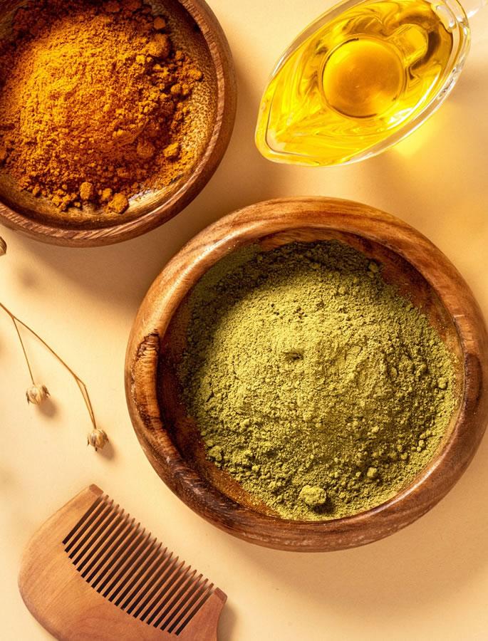 Quale henné è più sicuro per i tuoi capelli e la tua pelle - ingredienti