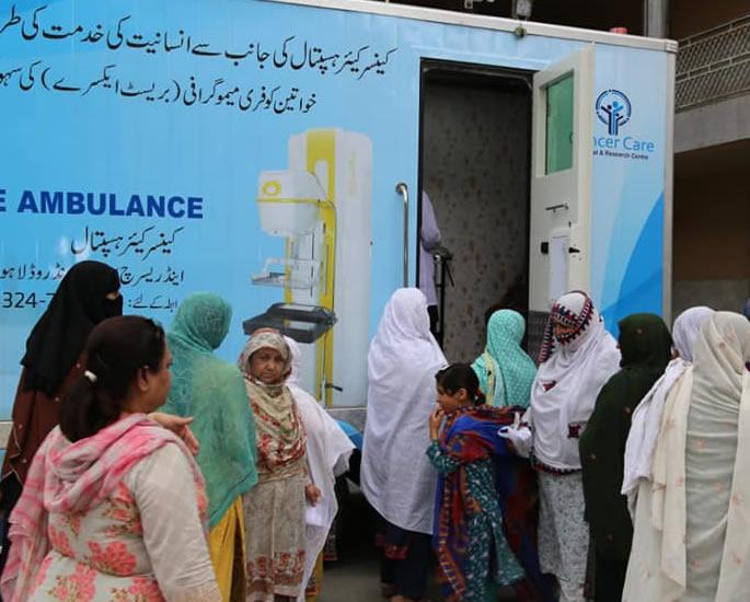 पाकिस्तानी महिलाएं स्तन कैंसर का इलाज करने से क्यों हिचकिचाती हैं - वहनीयता