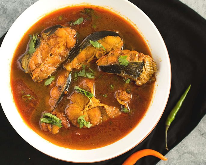 रात के खाने के लिए 5 सर्वश्रेष्ठ भारतीय मछली व्यंजन - बंगाल