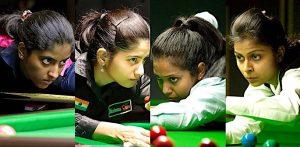 6 प्रसिद्ध भारतीय महिला स्नूकर खेळाडू - एफ