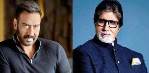 اجے دیوگن نے امیتابھ بچن کی ہدایت کاری کے تجربے کا انکشاف کیا۔