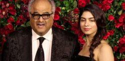 Boney Kapoor reacts to Daughter Khushi's Bollywood Debut