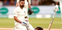 Fans call Virat Kohli 'Overrated' during 2nd Test at Lord's