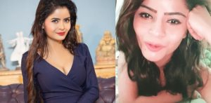 Gehana Vasisth gets Naked in Protest against Raj Kundra's Arrest f