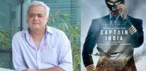 Hansal Mehta's 'Captain India' accused of Plagiarism f