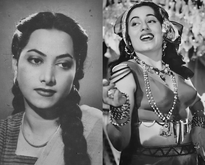 How-has-the-Bollywood-Heroine-Image-Changed? The-1940s-and-50s_-Traditional-to-Modern- 2