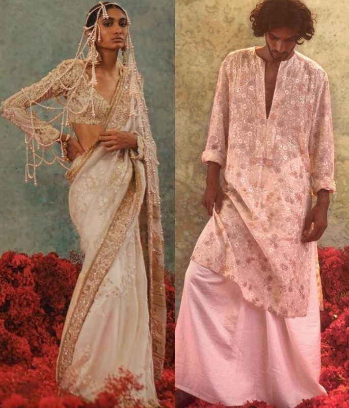 Wiki ya Couture India 2021_ Angalia filamu ya Mitindo - anamika