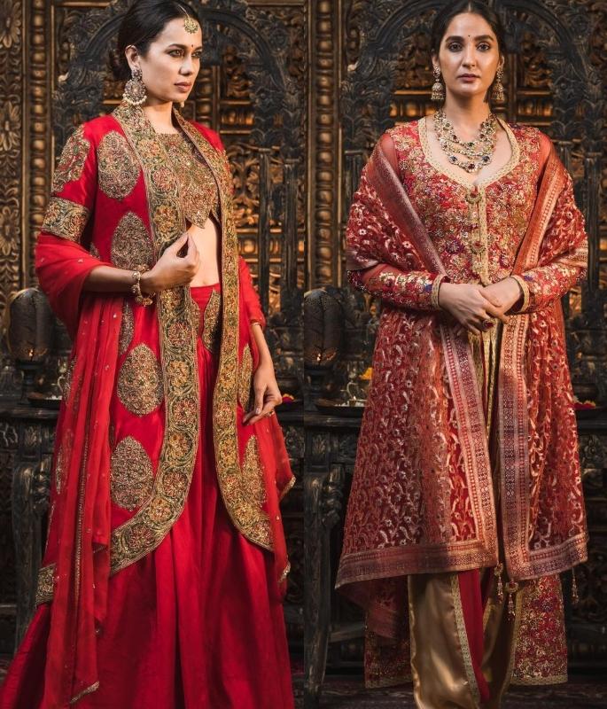 Wiki ya Couture India 2021_ Angalia filamu ya Mitindo - ashima