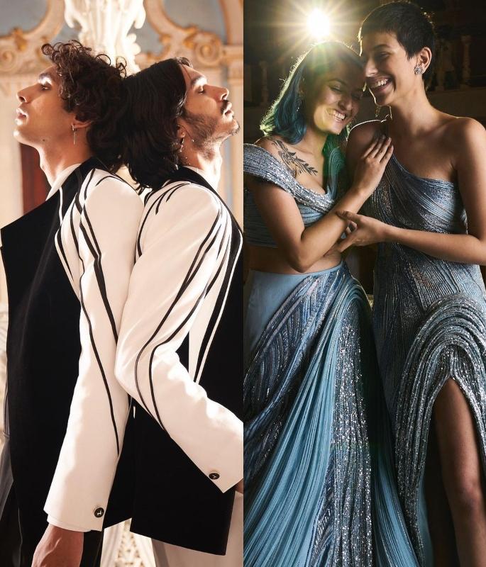 Wiki ya Couture ya India 2021_ Angalia filamu ya Mitindo - gaurav