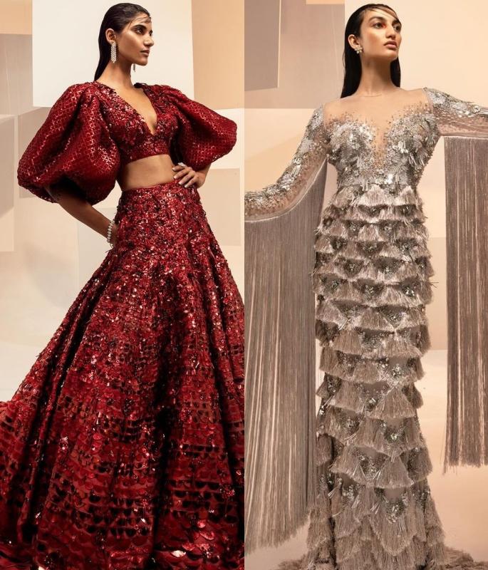 Wiki ya Couture ya India 2021_ Angalia filamu ya Mitindo - pankaj