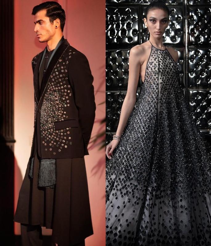 Wiki ya Couture India 2021_ Angalia filamu ya Mitindo - rohit