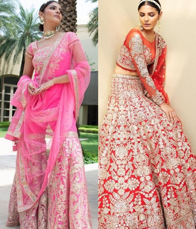 Wiki ya Couture India 2021_ Angalia filamu ya Mitindo - suneet