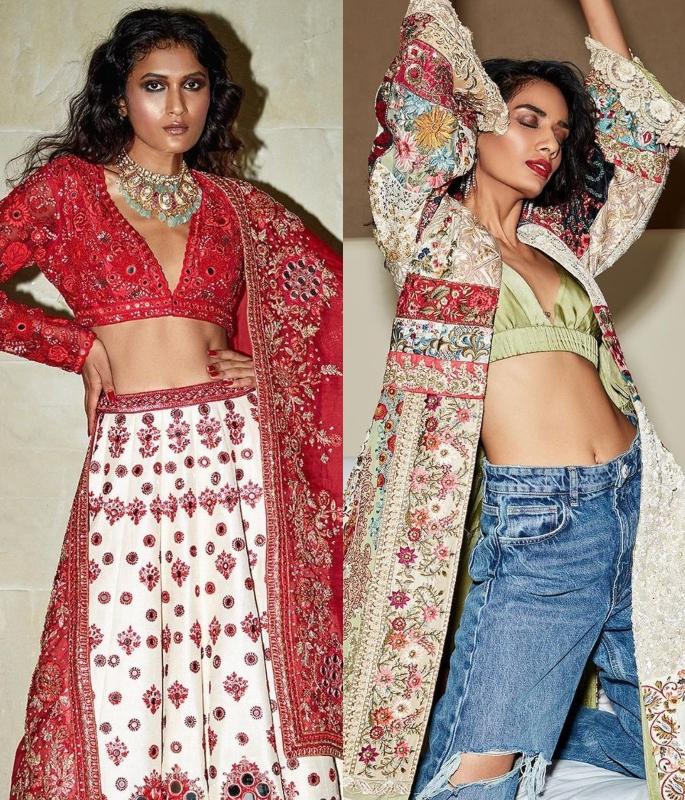Wiki ya Couture India 2021_ Angalia filamu ya Mitindo - varun