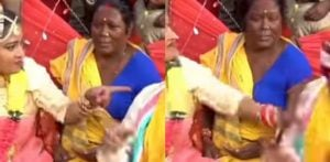 Indian Bride slaps Groom for chewing 'Guktha' at Wedding f