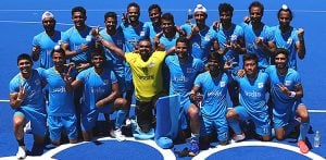 Indian Men's Hockey Team bag 1st Olympic Medal in 41 Years f