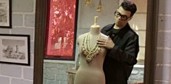 Karan Johar launches his own Jewellery Line