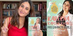 करीना कपूर खान ने लॉन्च की अपनी 'प्रेग्नेंसी बाइबिल'