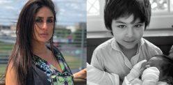 Kareena Kapoor Khan reacts to Trolls ridiculing Sons Names