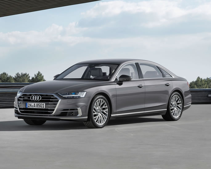 Luxury Cars owned by - audi