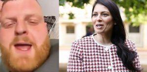 Man jailed for sharing Racist Video of Priti Patel f