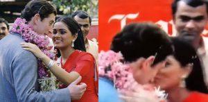 Padmini Kolhapure left 'Embarrassed' after Prince Charles Kiss f