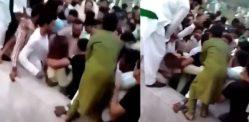 Pakistani TikToker assaulted by Hundreds of Men
