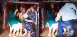 Pakistani Woman sexually harassed while Sitting in Rickshaw