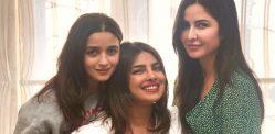 Priyanka Chopra annuncia il ritorno di Bollywood