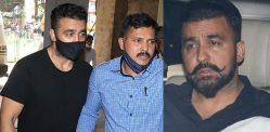 कोर्ट द्वारा याचिका खारिज होने के बाद जेल में रहेंगे राज कुंद्रा
