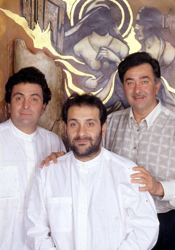 Randhir Kapoor reveals Tragedy of Losing 2 Brothers in 1 Year - kapoors