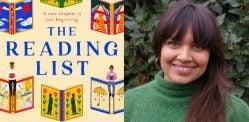 Sara Nisha Adams talks 'The Reading List' & Love for Writing