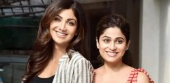 Shamita Shetty admits Difficulty of being in Shilpa's Shadow