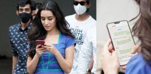 Shraddha Kapoor's WhatsApp Chat 'Leaked' Online? f